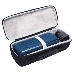 Image 4 - New PU EVA Carrying Travel Protective Speaker Box Cover Bag Case For Sony SRS XB30 XB31 Bluetooth Speaker Bag
