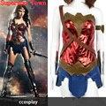 Batman v Amanecer de Liga de La Justicia Superman Wonder Woman Cosplay de Halloween Carnaval Disfrace