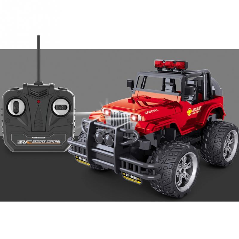 1:20 Snow Leopard Off-road Pioneer Car Children Buggy Remote Control Car