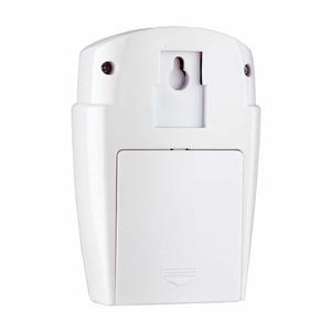Image 4 - IR czujnik ruchu na podczerwień bezprzewodowy zdalnie sterowany mini budzik 105dB głośna syrena dla bezpieczeństwo w domu Anti Theft