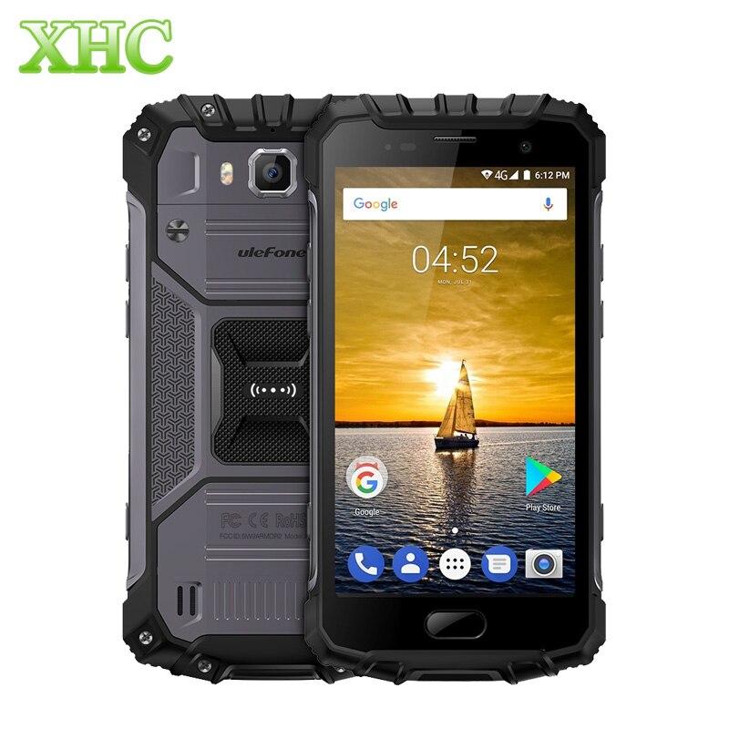 Ulefone Armor 2 Triple Proofing SmartPhone 6GB 64GB IP68 5 0 Android 7 0 MTK Helio