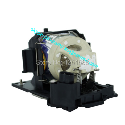 Original projector lamp with housing DT01411 for Hitachi CP-A352WN/CP-A352WNM/CP-AW2503/CP-AW3003 original projector lamp for hitachi cp hx1098 with housing