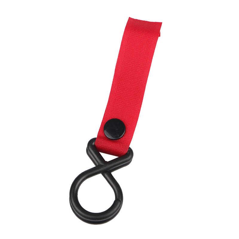 1 pieza accesorios para cochecito de bebé gancho para cochecito de bebé de múltiples usos gancho para cochecito de compras gancho de apoyo ganchos de plástico conveniente