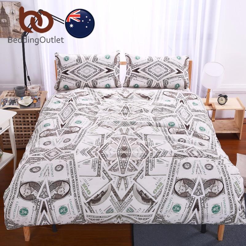 Money Bedding - Home Design