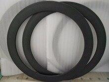 Carbon fiber 700C 50mm asymmetric rim. Disc wheels, road disc wheels, road wheel asymmetric road tubeless rims