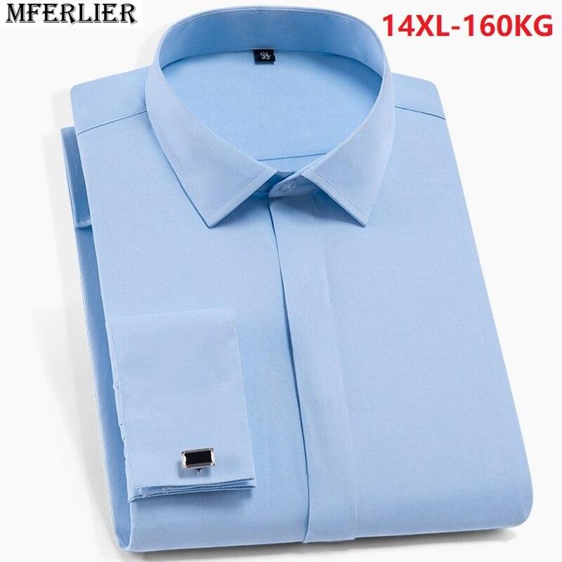 Pandaie Mens Shirts Blouse-Mens Long Sleeve Shirt Kiss/ Lips Printing Basic Slim Fit Party Business Shirt Tops
