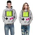 Spring Autumn Game Boy Hoodie 3d Printed Sweatshirts Men Hip Hop Hoodies Men's Clothing Pullover Fitness Men's Sweatshirt Hoody