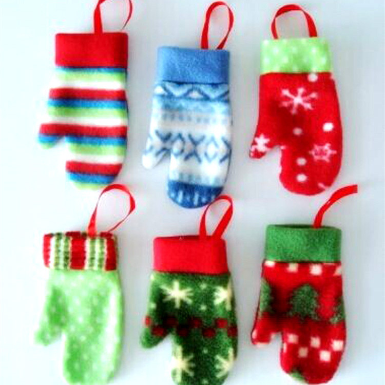 christmas decoration gloves 2015 hot bulk christmas ornaments colorful cute christmas decorations for home decoration gloves in christmas from home garden