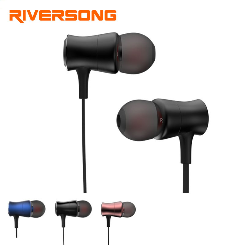 RIVERSONG Bluetooth V4.1 Earphone A01 Pro Wireless Headphone Sport Headset Auriculares Cordless Headphones Casque 4h Music