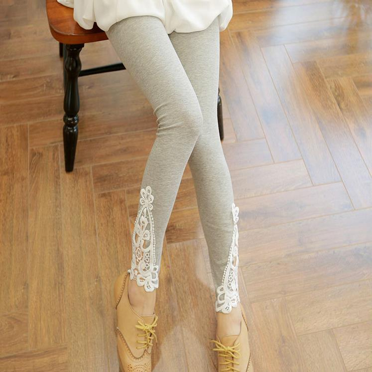 Online Buy Wholesale lace leggings women from China lace leggings ...