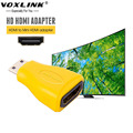 VOXLINK Gold -Plated HDMI to Mini HDMI adapter 1080P female to male HDMI2Mini HDMI extension Adapter Converter for HDTV Tablet