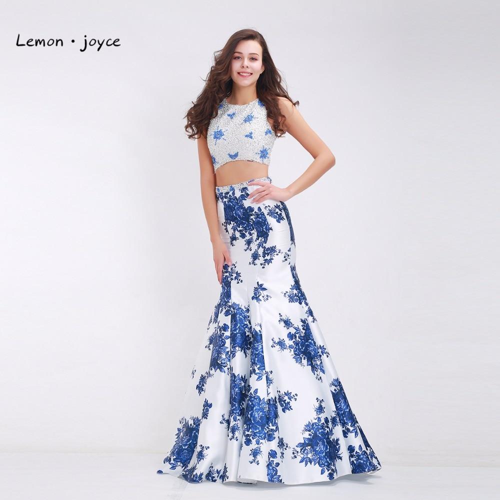 36 Schön Abendkleid Blau Lang | Party heute Abend
