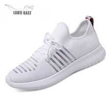Mesh Men Casual Running Shoes Lace-up Men Sport Shoes Lightweight Comfortable Breathable Walking Sports Summer Sneakers Men men s sneakers summer spring canvas leather breathable mesh mens brand running shoes comfortable lace up men sports shoes 13