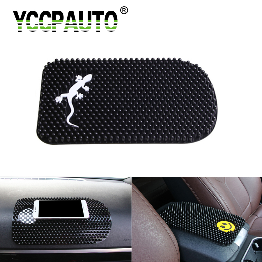 Conscientious Yccpauto Car Styling Arm Mat Pads Protective Armrest Massage Anti Slip Non-slip Pad Decoration Auto Interior Accessories 1pcs Anti-slip Mat
