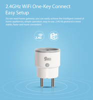 нео приближения к Wi Fi умный разъем ес разъем поддержка Алекса, Гугл дома, частичное будильника выход с таймером и дистанционное управление через мобильный телефон