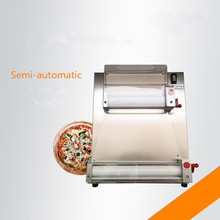 Semi-automatic and electric pizza dough roller/sheeter machine,pizza making machine 220V