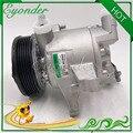 A/C компрессор кондиционера охлаждающий насос DKV-10Z DKV10Z для Subaru Forester Sport 73111FJ000 Z0014247B 73111-FJ000