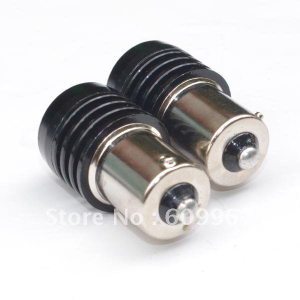 New High power 1156 led BA15S 5W/PCS Cree chip R5 Led Car Turn/ Indicator/ Reverse/ Brake Light Bulb Lamp Free Shipping