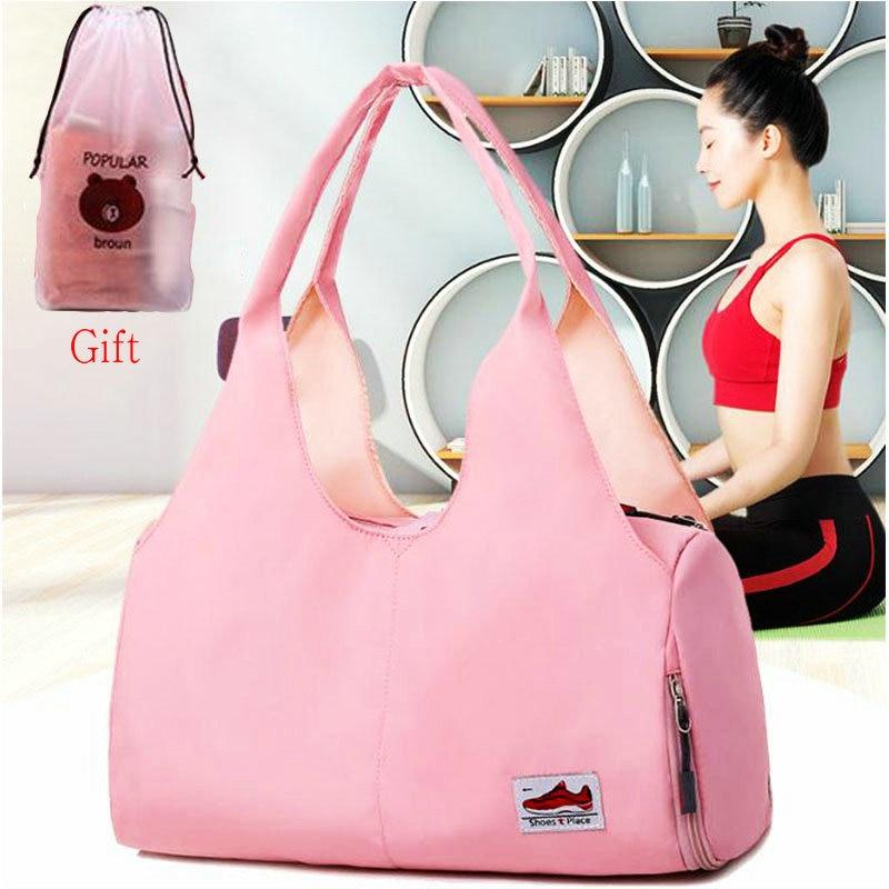 Sports Bags For Women 2019 Nylon Yoga Mat Bag Luxury Handbags Women Bags Designer Yoga Pilates Mat Case Bag Carriers For Gym