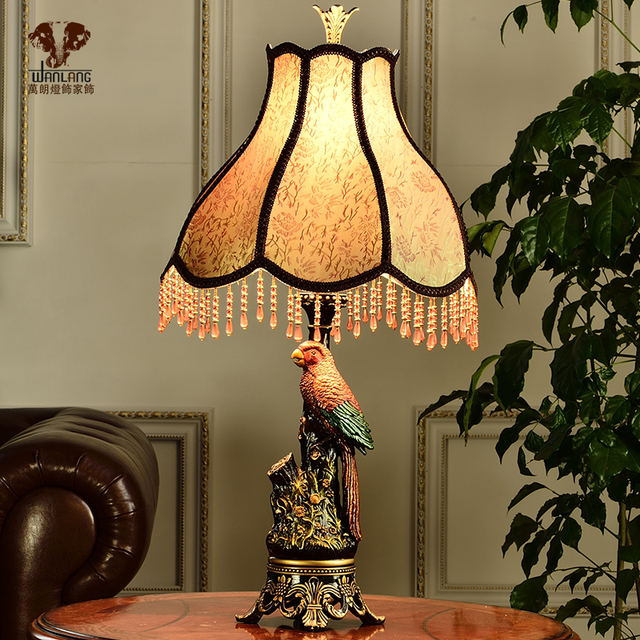 Head arts crafts wanlang european style table lamp mediterranean head arts crafts wanlang european style table lamp mediterranean creative living room adjustable lights aloadofball