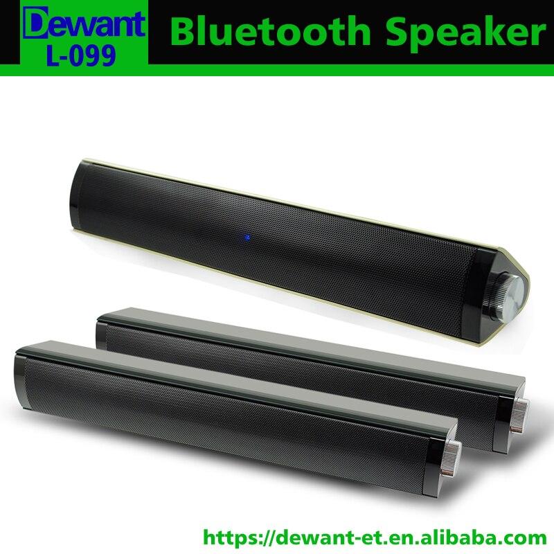 Computer Bluetooth-Speaker 4000MAH Desktop Mini Portable Wireless 18W Battery with L-099