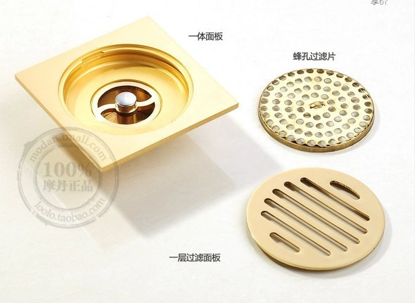 Charmant 3 Inch Odor Proof Floor Drain Bathroom Bath Shower Drain Floor Trap Waste  Grate With Strainer Cover Free Shipping In Drains From Home Improvement On  ...