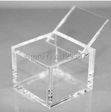 Clear Plexiglass Box Promotion Shop For Promotional Clear