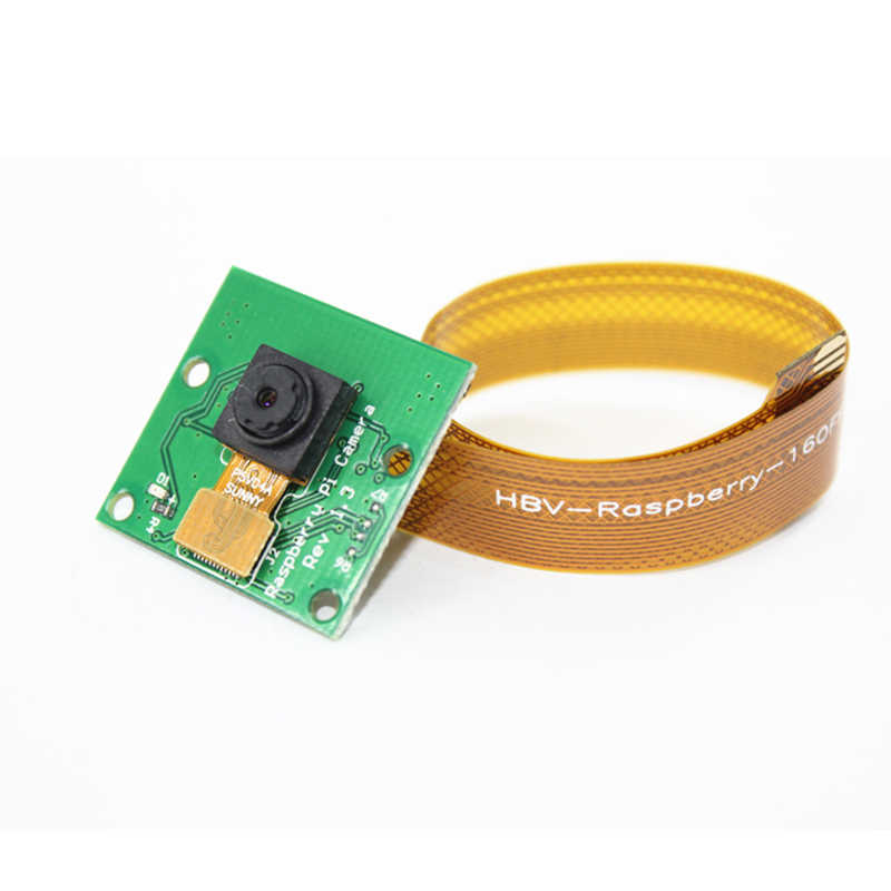 CSI интерфейс OV5647 1080P видео 5MP Raspberry Pi Модуль камеры с гибким кабелем 16 см