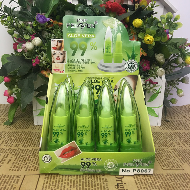 PNF Brand Aloe Vera Natural Moisturizer Lipstick 2