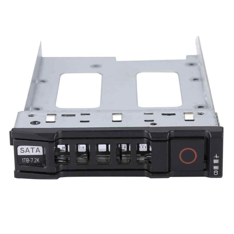 חדש 3.5-אינץ SAS SATA SSD כונן מגש סוגר עבור Dell C1100 C2100 CS24-TY FS12-TY שרת