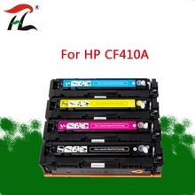 HTL CF410A CF411A CF412A CF413A toner cartridge for HP M477fdw M477FNW M452nw M452dn m377dw printer cartridges color