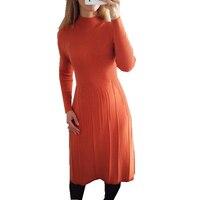 Качественное трикотажное платье винного цвета