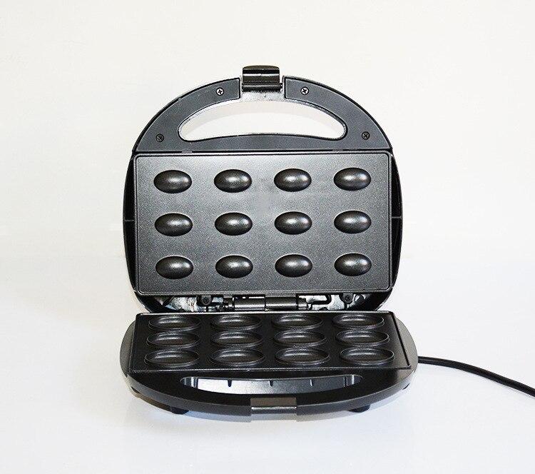 Waffle Bread Machine 9