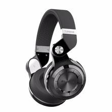 D'origine Bluedio T2 + Sans Fil Bluetooth 4.1 Stéréo Casque Casque Écouteur Pliable Extensible Soutien TF Carte FM HIFI