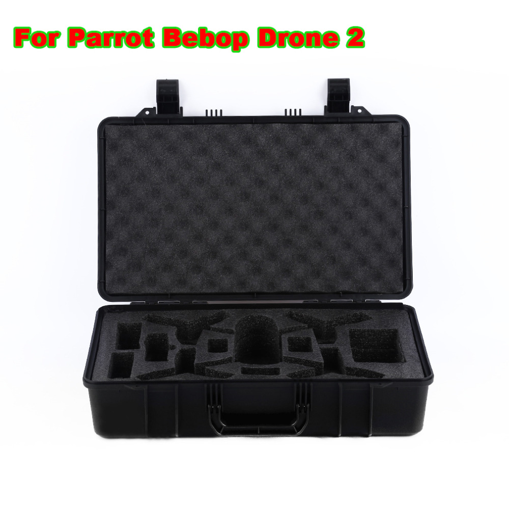 Parrot Bebop Drone 2.0 Accessories With High Performance Portable Carry Box ForParrot Bebop Drone 2.0 RC Quadcopter FPV