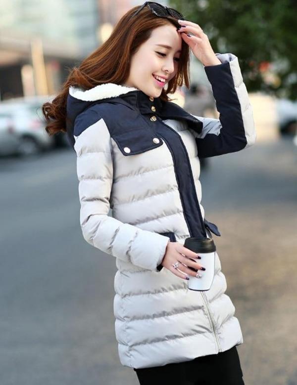 2014 New arrival women winter striped zipper jackets velvet hooded full sleeve coats casual solid cotton long slim Parkas E352 туфли px1507 2014 tarokko zipper ayumi