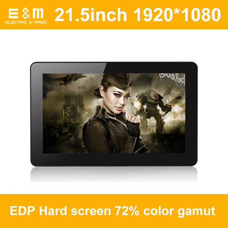 21.5 Inch 1920*1080P USB IPS Screen For Ps3 PS4 Raspberry Pi Xbox360 WiiU 8 Bits HDMI Laptop PC Second Monitor With Speaker