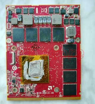 K6654 0K6654 HD5850M HD 5850M For M15X M17X m18x R2 laptop graphics video VGA card board  216-0769010 GDDR5 1GB 0XYPF 00XYPF