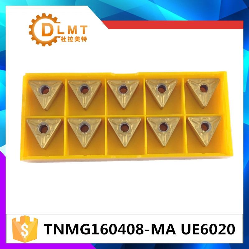 20db TNMG160404 MA UE6020 TNMG160408 MA UE6020 Külső - Szerszámgépek és tartozékok - Fénykép 5