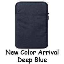 Shockproof Tablet Sleeve Pouch Case for iPad mini 2 3 4 iPad Air 1/2  Pro 9.7 inch Cover