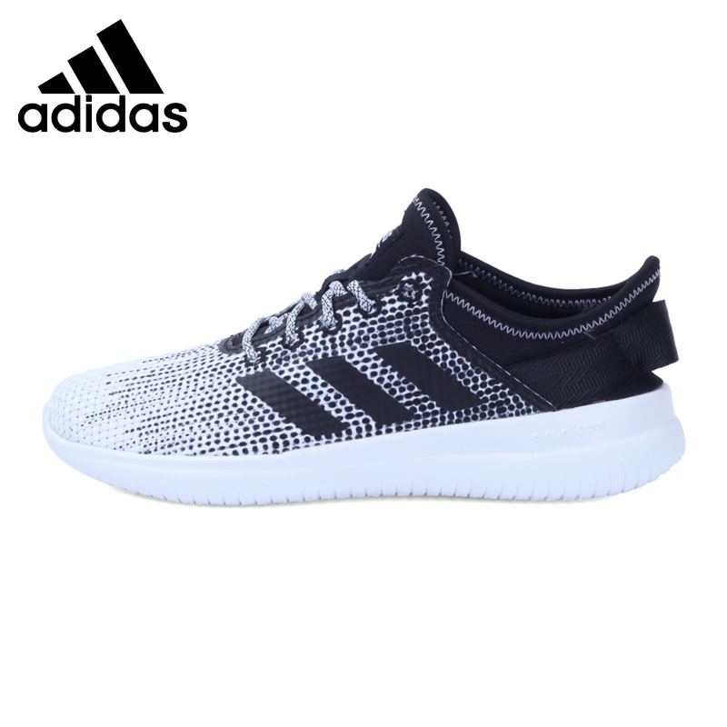 Original Adidas NEO Label CF QTFLEX W Womens Skateboarding Shoes Sneakers Breathable Anti-Slippery Hard-Wearing comfortableOriginal Adidas NEO Label CF QTFLEX W Womens Skateboarding Shoes Sneakers Breathable Anti-Slippery Hard-Wearing comfortable