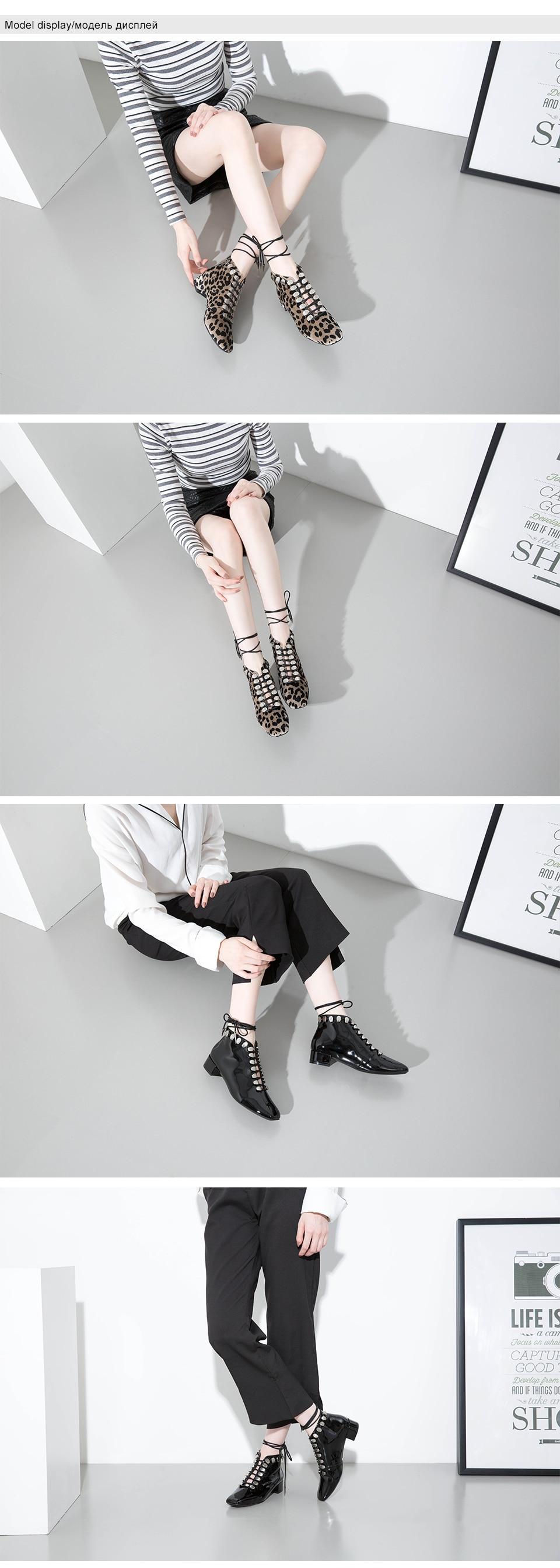 5 ladies boots