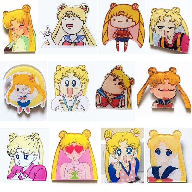 Sailor Moon Badge