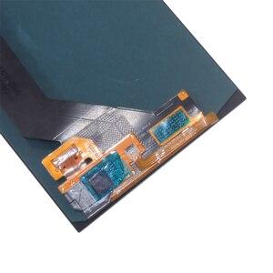 Image 5 - מקורי עם מסגרת AMOLED מסך לzte Axon 7 A2017 A2017U A2017G LCD + מגע digitizer מסך oled תצוגת תיקון חלקי