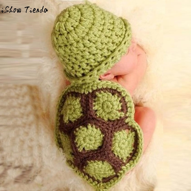 Sombrero del Invierno Del bebé Hecho A Mano de Ganchillo Bebé Traje ...