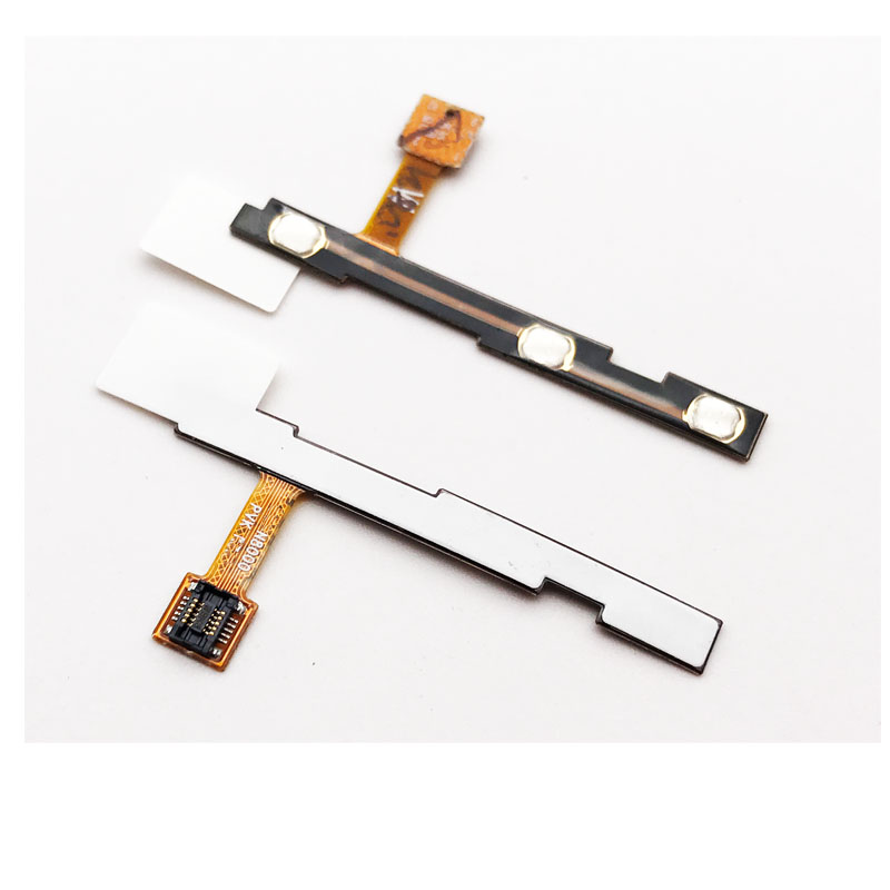 Power On Off & Volume Button Switch Flex Cable For Samsung Galaxy Note 10.1 N8000 N8010 N8013 GT-N8000 Power Volume Flex Cable