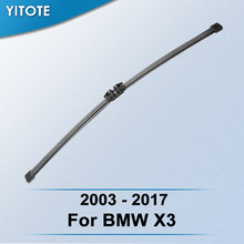YITOTE Rear Wiper Blade for BMW X3 2003 2004 2005 2006 2007 2008 2009 2010 2011 2012 2013 2014 2015 2016 2017(China)