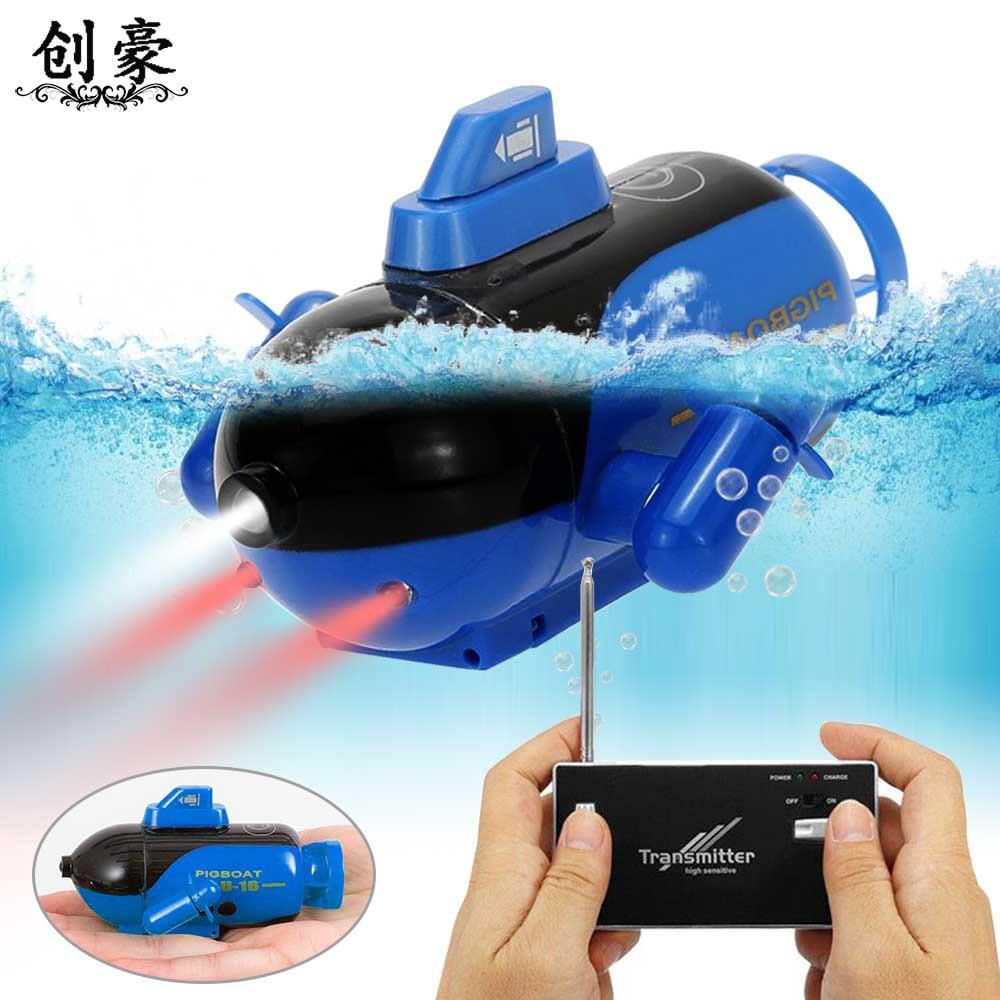 Fernbedienung Spielzeug UnabhäNgig 8 Cm Cool Fun Mini Rc Submarine Spielzeug Für Jungen Kinder Kinder Geschenk Smart Boot Indoor Sommer Wasser Spielzeug