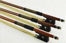 Free shipping Pernambuco 4/4 Violin Bow