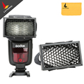 2 pçs/lote Godox Flash Flash Universal Honeycomb Honey Comb Velocidade Grid for Photography Studio Flash